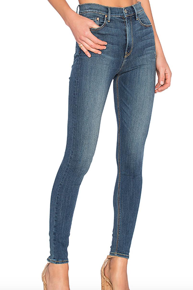 GRLFRND Kendall High-Rise Super Stretch Skinny Jean, $198  Photo Credit:  Revolve.com