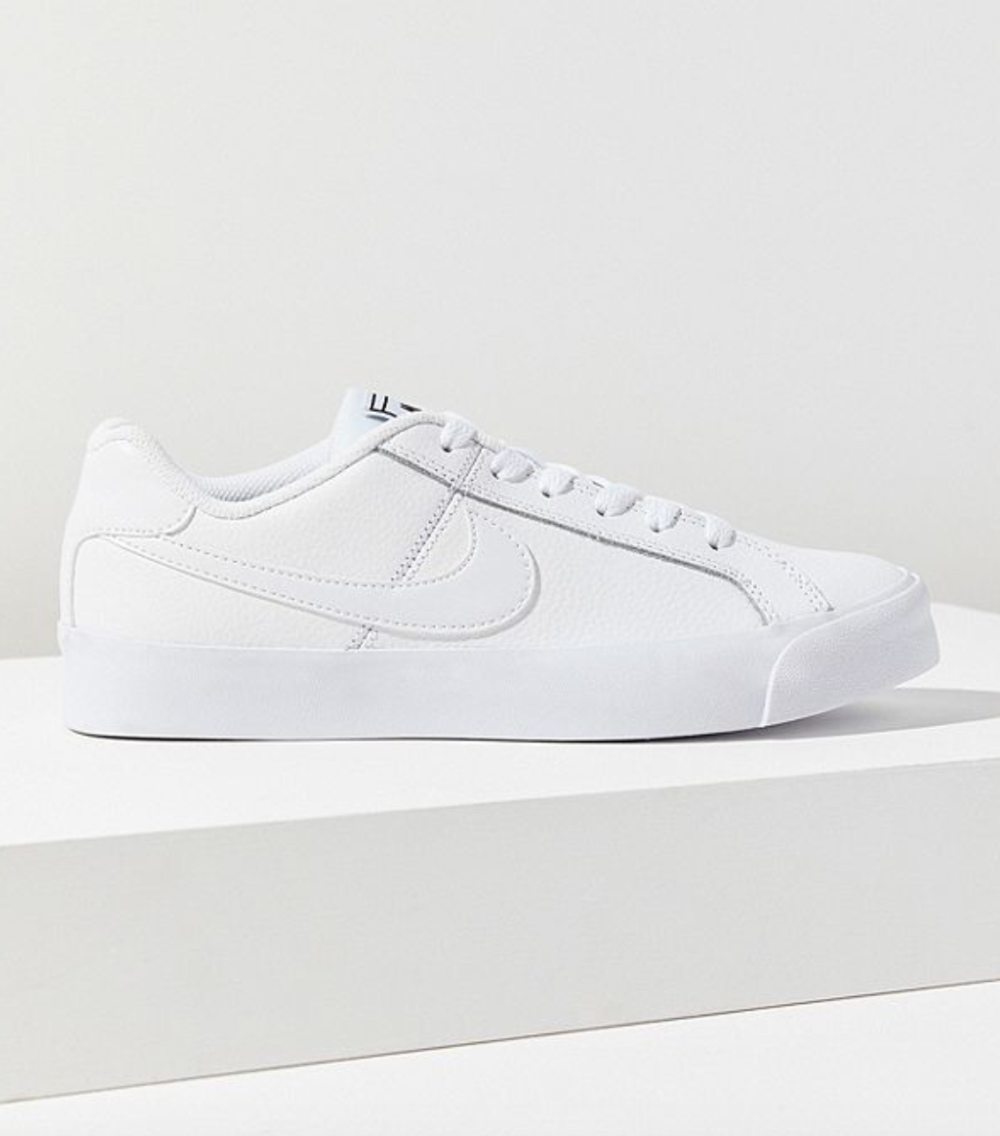 Nike Court Royale Sneakers in White, $60  Photo Credit:  Urban Outfitters