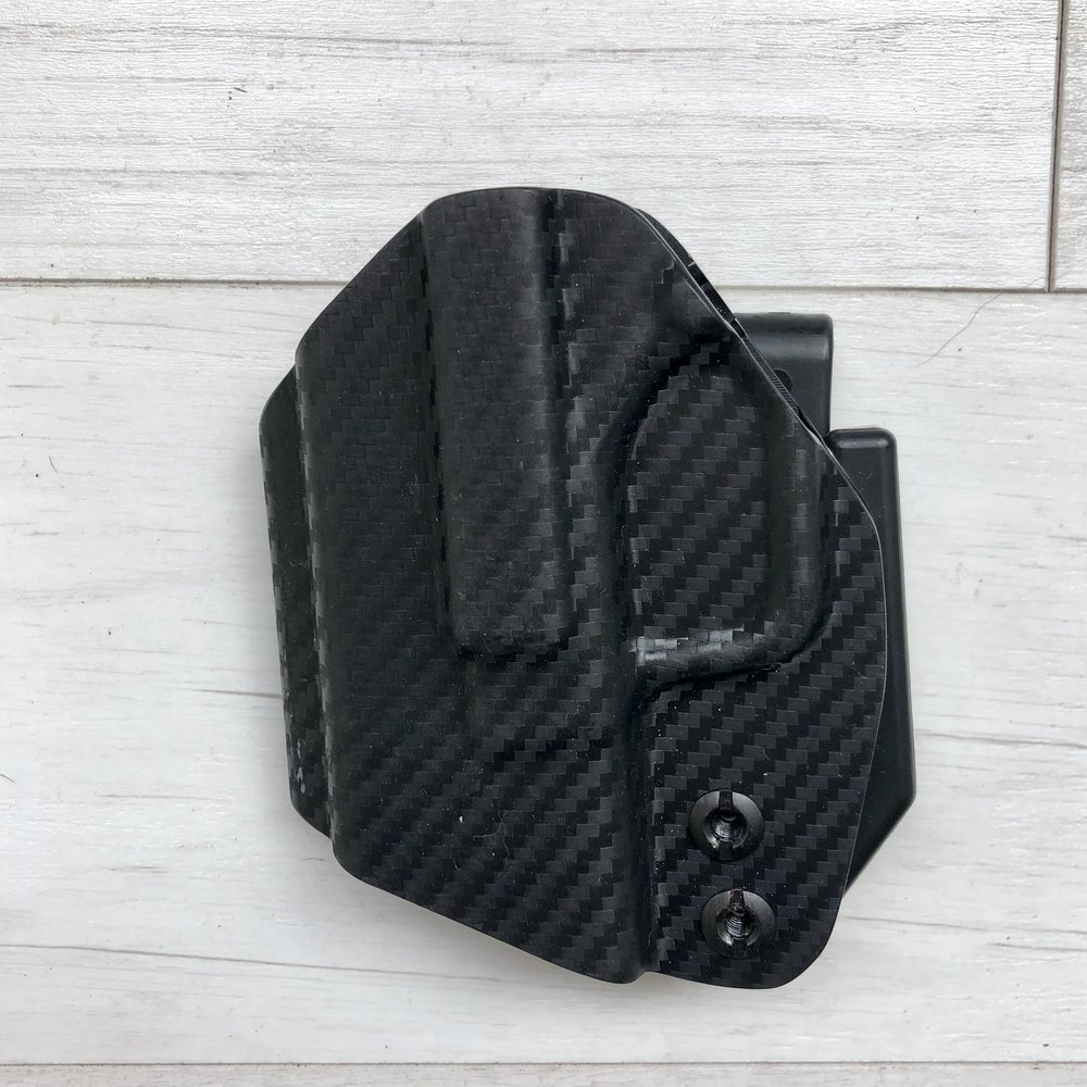 Micro Rig IWB Holster from Blacksmith Tactical, $50  Photo Credit:  Blacksmith Tactical