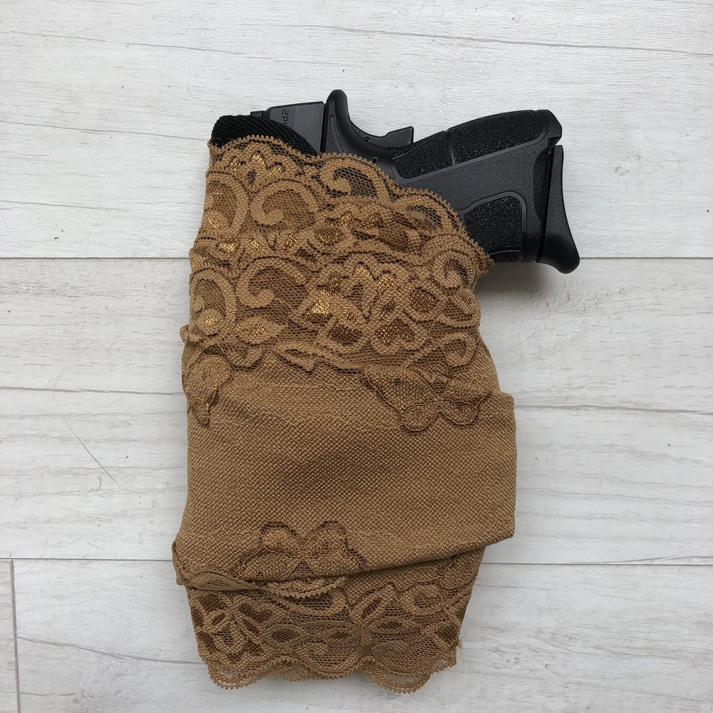 Universal Nude (All Over Carry) from Lethal Lace, $49.99