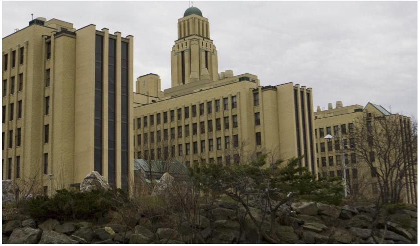 Le Devoir- L'insalubrité crée de la grogne sur le campus de l'UdeM