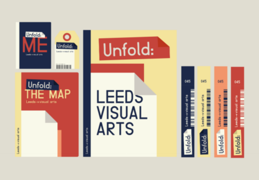 Unfold Leeds - Visual Identity
