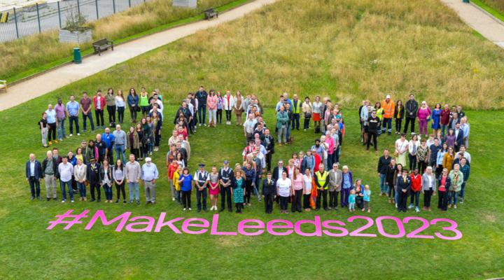 Leeds 2023 Press & Media Relations