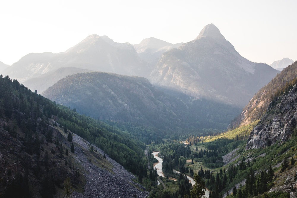 Molas Pass - Molas Pass has some of the best scenery in the San Juan Mountains. Just between Durango and Silverton, this location is close to town and offers plenty of options.