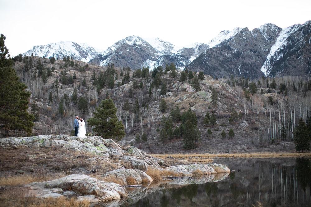 Naomi & Brice - An Alpine Elopement
