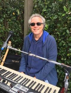 Ken Margolis, organ