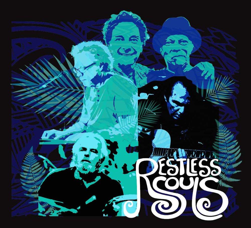 Jerry Best, Jimmy Jackson, David Adams