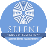 Seleni Postpartum Badge | Dr. Lauren Sosenko | Park Slope Brooklyn