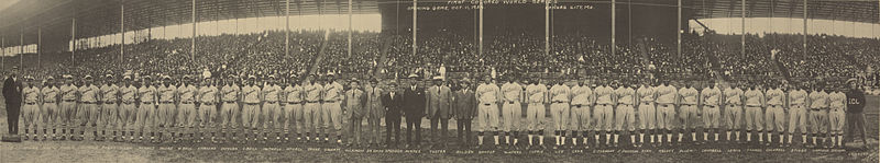The 1924 Negro League World Series