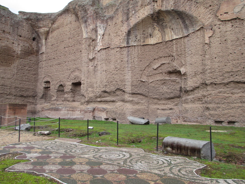 OB7 baths of caracalla (floor).JPG