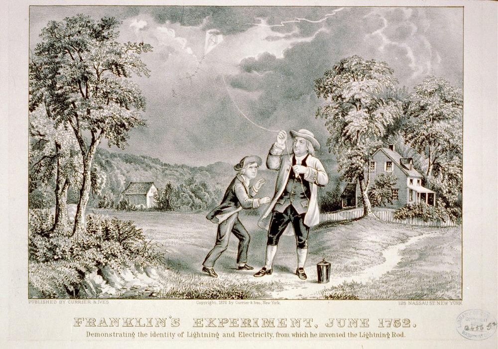 104 OB3 Benjamin_Franklin_Lightning_Experiment_1752 public domain.jpg