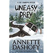 AD book 6 Uneasy Prey.jpg