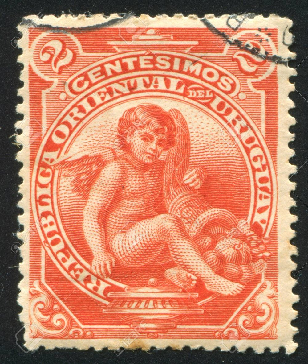 103 OB 15 -uruguay-circa-1901-stamp-printed-by-uruguay-shows-eros-and-cornucopia-circa-1901.jpg