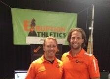 Chris Engler and Joe Jelinski of Eruption Athletics