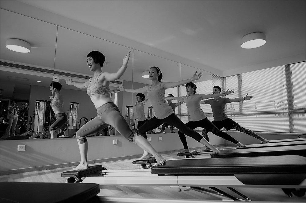 Calibrate Pilates - Reformer Skating Series