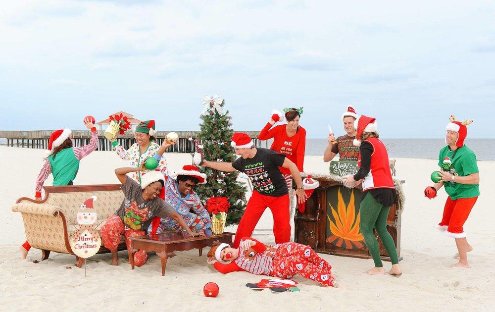 Team Charney Christmas 2016