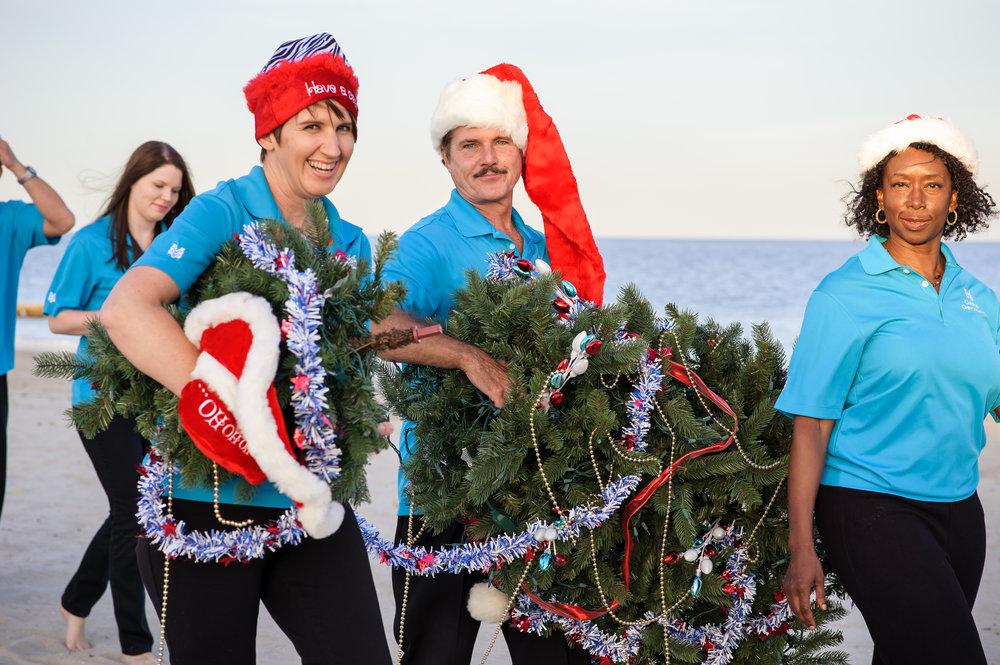 Team Charney Christmas 2014