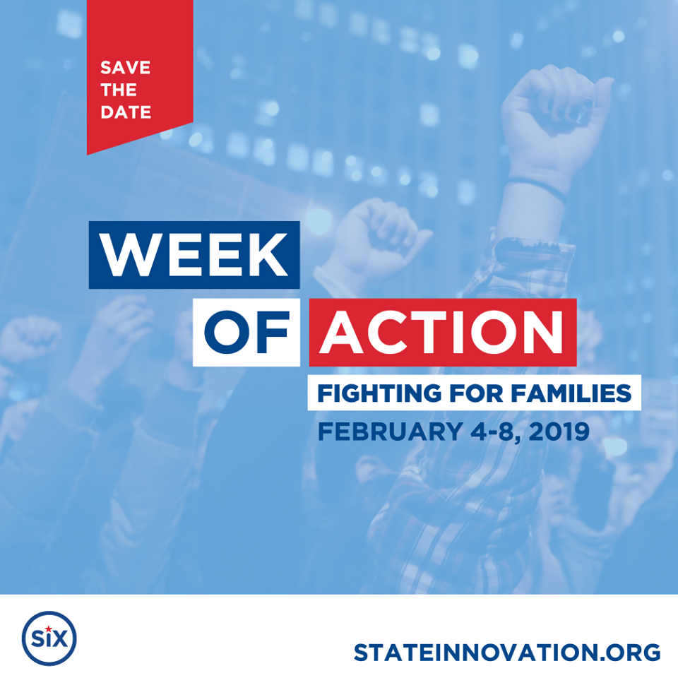 Fighting for families. Paid Leave.