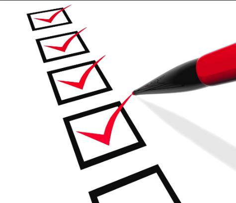 Building Financials Checklist