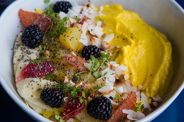 The Buddha Bowl. Looking for something delicious and refreshing? We've got you covered.
