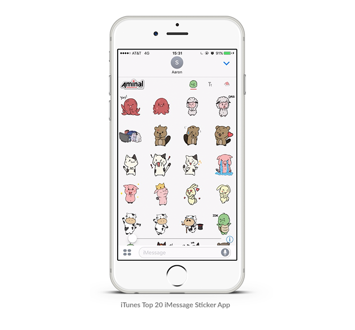 Stand out with customizable features - With ROKO Mobi Stickers, we build custom features that will personalize your iMessage Sticker App. Enhance your users' experience and differentiate yourself among other apps.Our features include supporting multiple sticker packs within one app, custom backgrounds, logo branding, sticker size selector, and more!