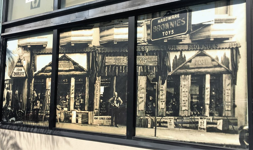 Brownie's Hardware - Servicing the Nob Hill Neighborhood since 1907!Edgar Brownstone, gave his nickname to this location back in 1907 and this location has been servicing the Nob Hill Neighborhood since then.And an independently owned ACE Hardware for over 60 Years.