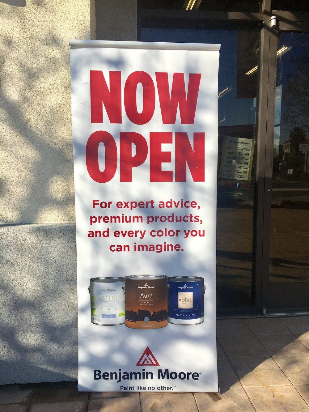 Nueva Location en Livermore - 900 Blue Bell DriveLivermore CA, 94551(925) 453-607015% de descuento en su compra de pintura!Mencione promocion - GAS15* Solo en PinturaExpira 2/28/2019