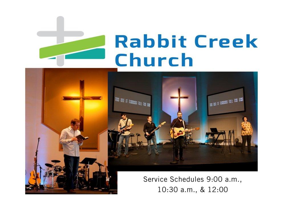 Rabbit Creek Church