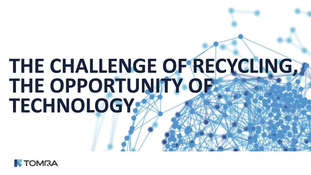 Alain Nault - Tomra Technologies  2017 Depot Technology Presentation