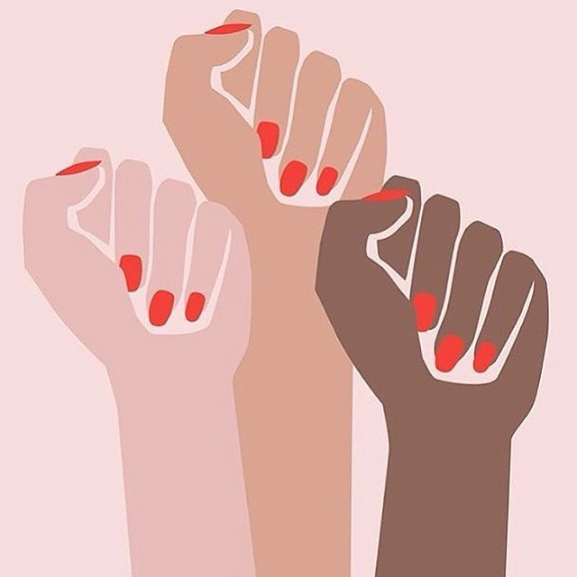 Via: @all_womankind #womensmarch #westandtogether #womensempowerment