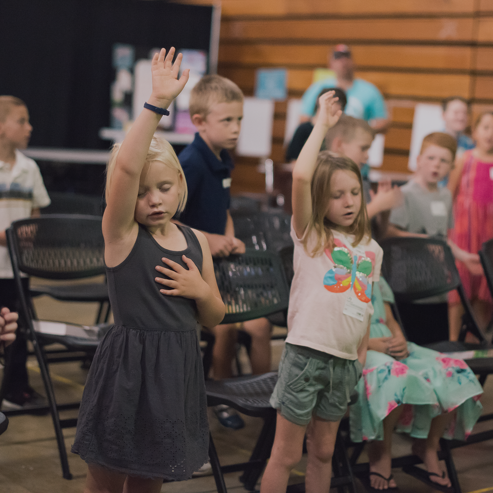 kids worship real life church springboro ohio