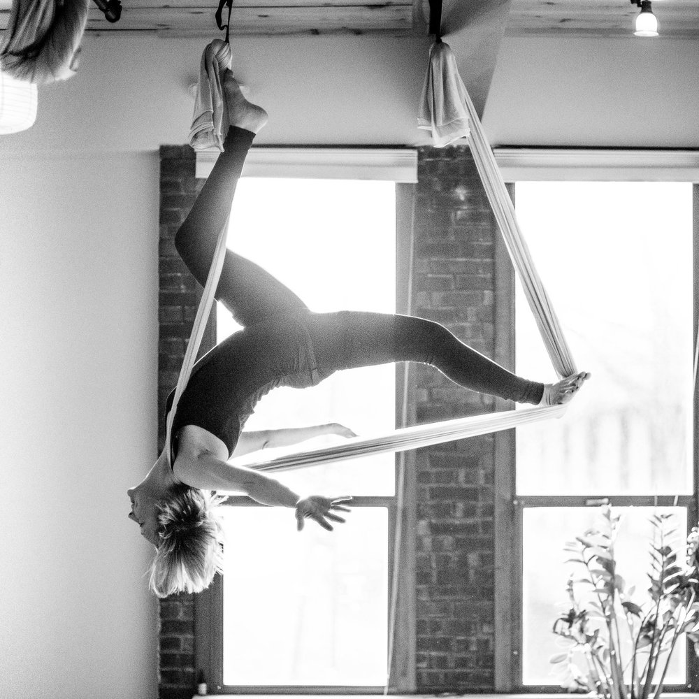 ALL ACCESS MONTHLY MEMBERSHIP - $119/month, includes aerial classes