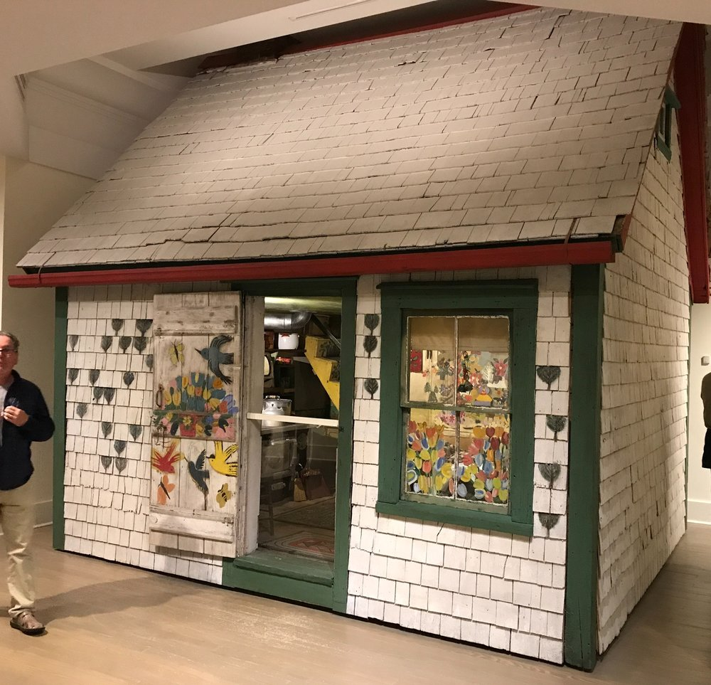 The Maud Lewis House