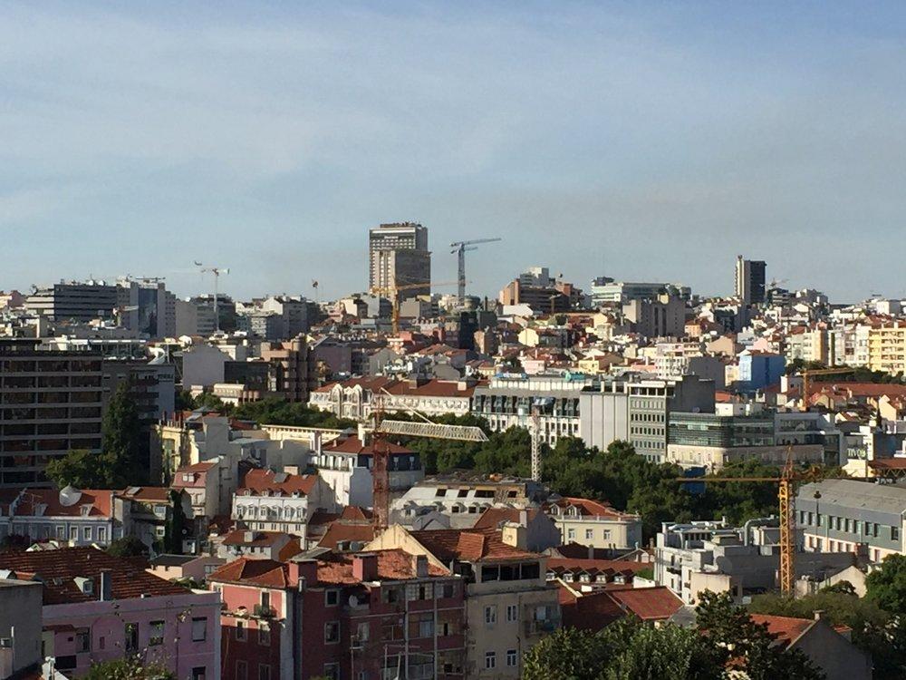 View of Lisbon from a high terrace.JPG