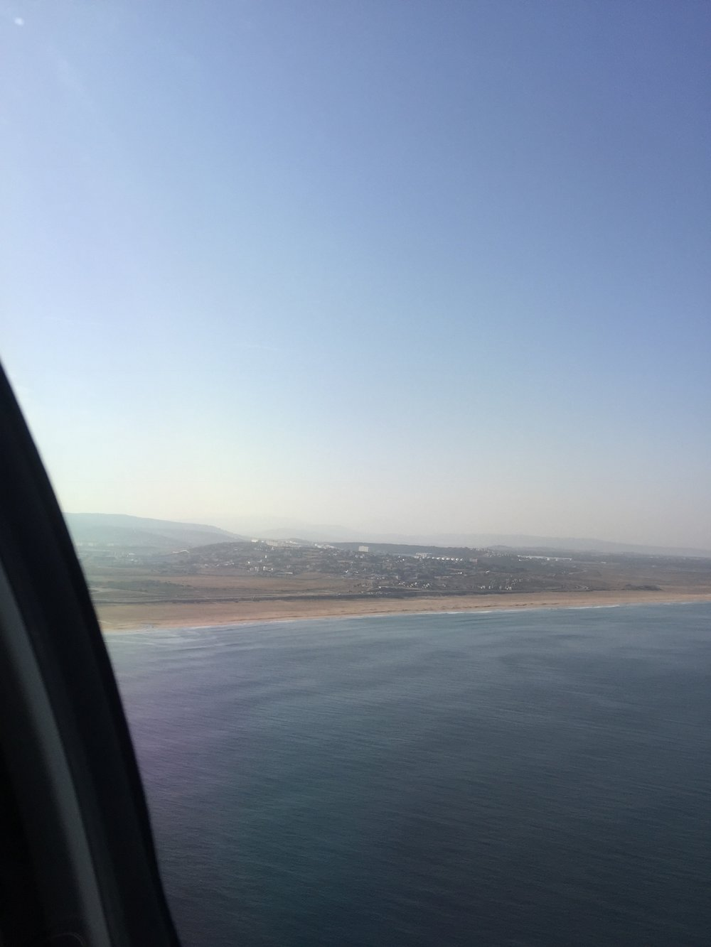 Approaching the port of Tangier.JPG