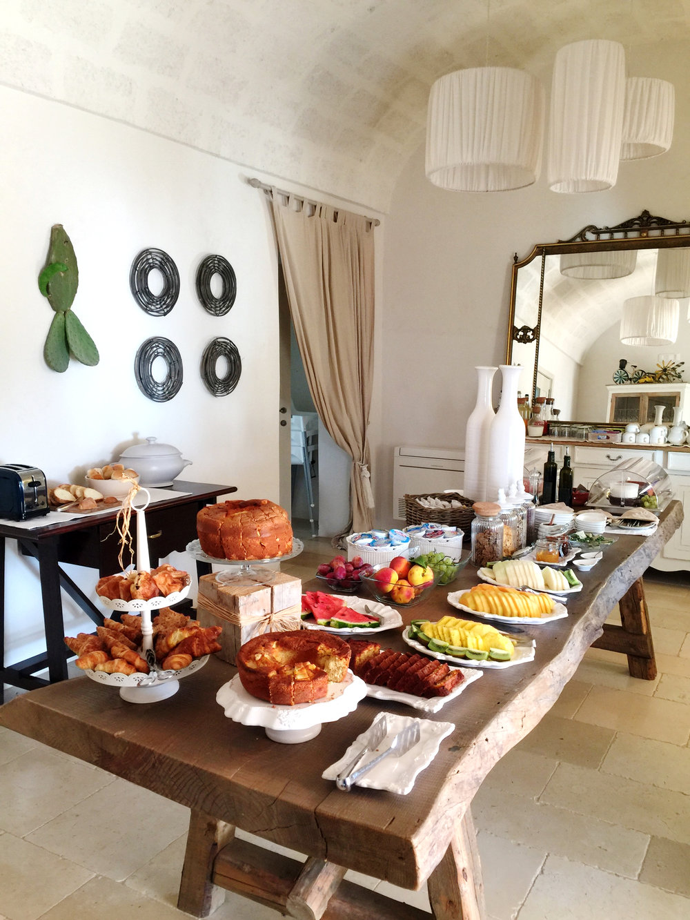 breakfast buffet at the Masseria San Francesco.jpg