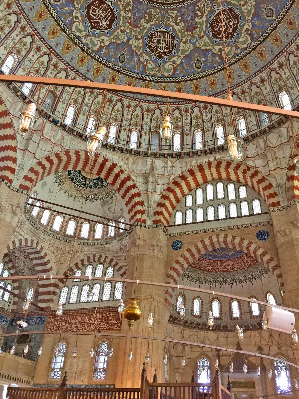 Selmiye Mosque in Edirne