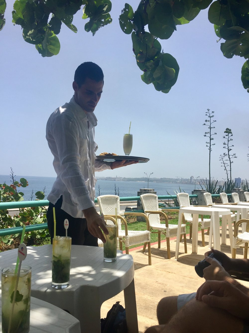 Many of you have asked where to get the best Mojito in Havana. Hotel Nacional de Cuba is a great place to start your search!