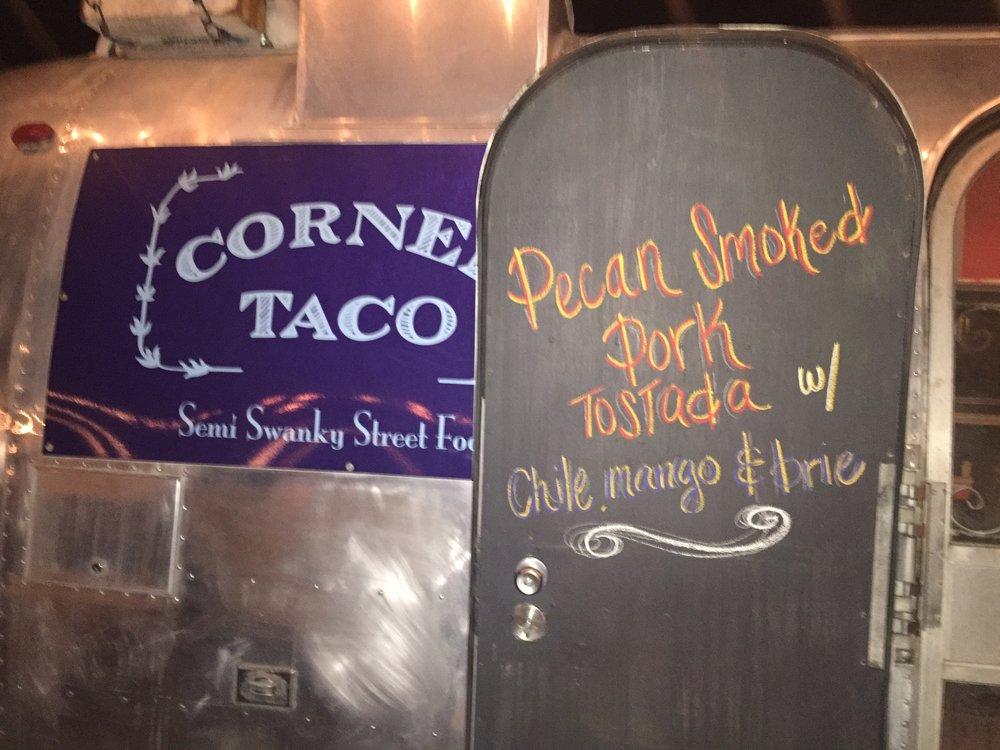- Corner Taco - Best Food Truck