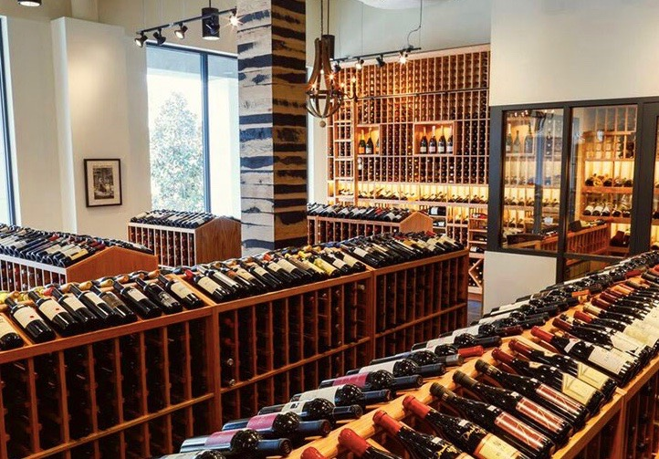 Bern's Fine Wines & Spirits - not your usual hotel gift shop!