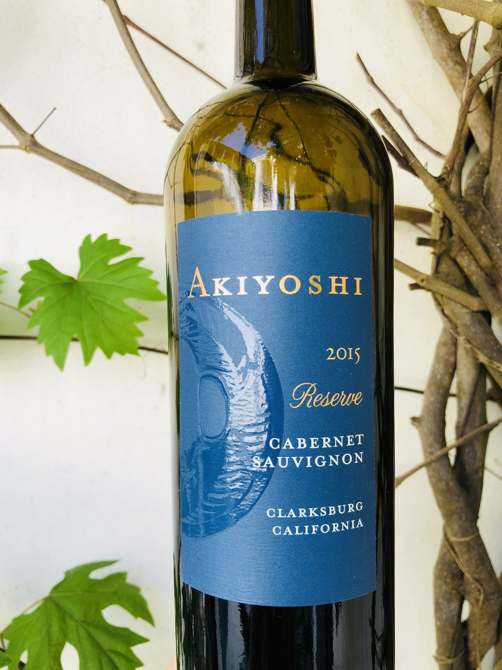 - David Akiyoshi Reserve Cabernet Sauvignon Clarksburg 2015 is a fruitier (think wild berry) cab than we prefer, although others may like it. We give it 2 out of 5 stars. We would not buy again.List $22 Angel Price $13
