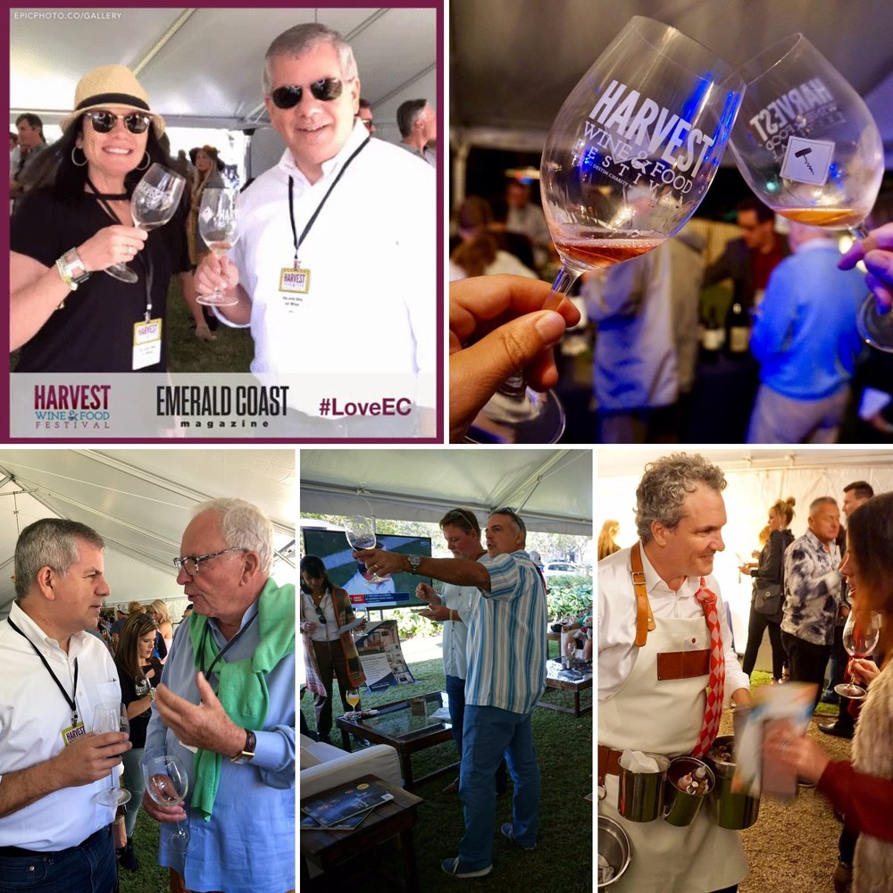 Grand Tasting, Harvest Wine & Food Festival