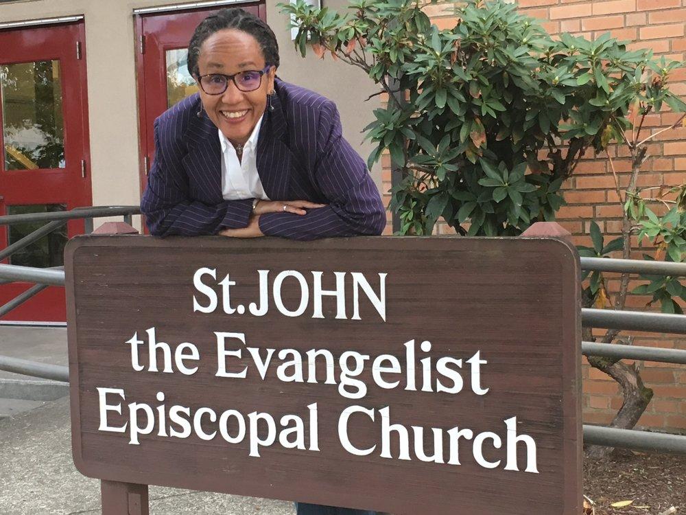 The Rev. Dr. Deborah R. Brown, Rector