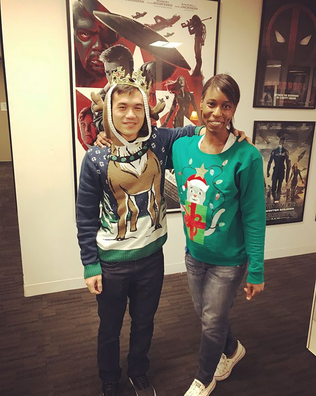 Successful ugly sweater contest! #marketcastla #castin #fizzin #missourinsighters