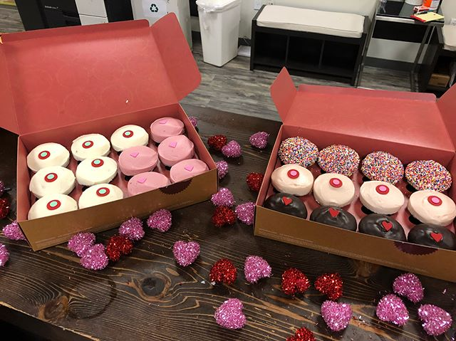 Cupcakes help us process #data faster! #marketcastervalentines!!