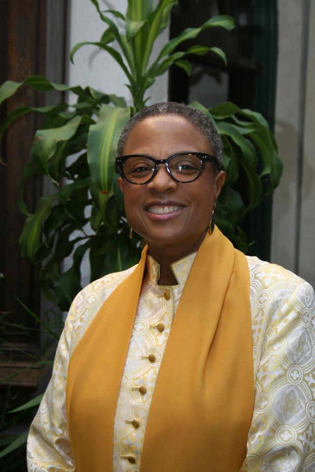 Rev. Dr. Yvette Flunder