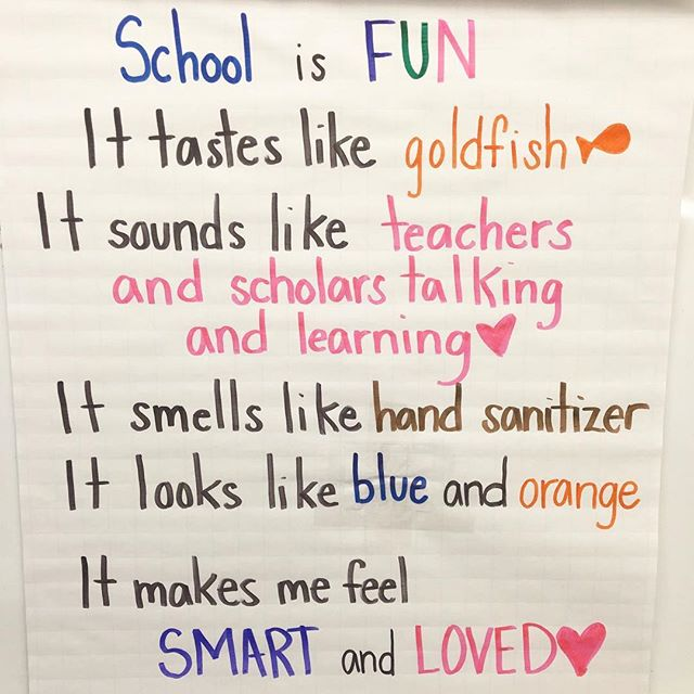 Love this! Studying and writing poetry is incredibly valuable and an essential part of our literacy curriculum from kindergarten onward. #InsideSuccess