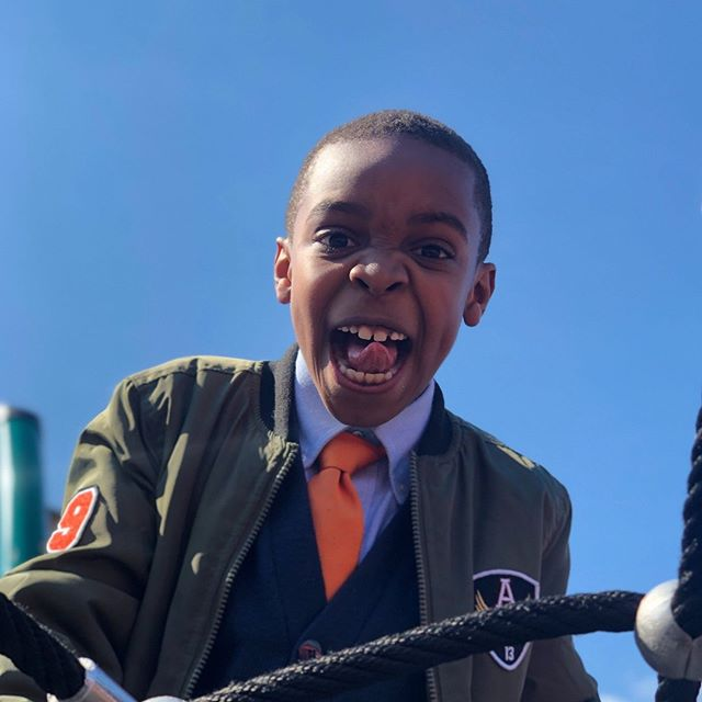 I'm a big believer in recess -- and I think this Success Academy scholar is, too! #InsideSuccess