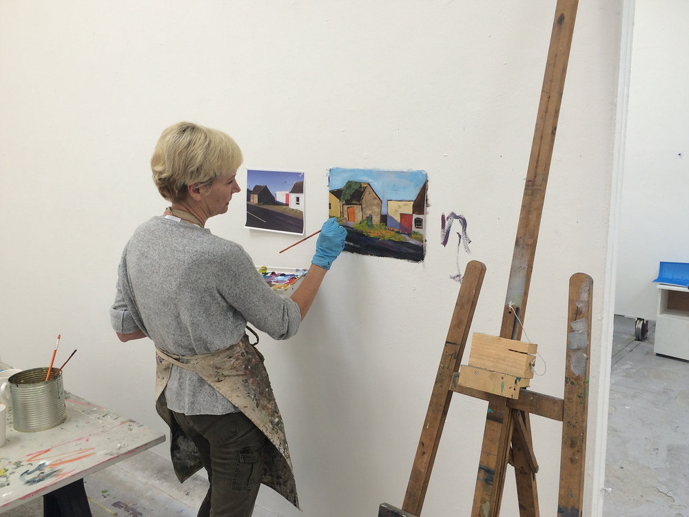 Private Painting Classes