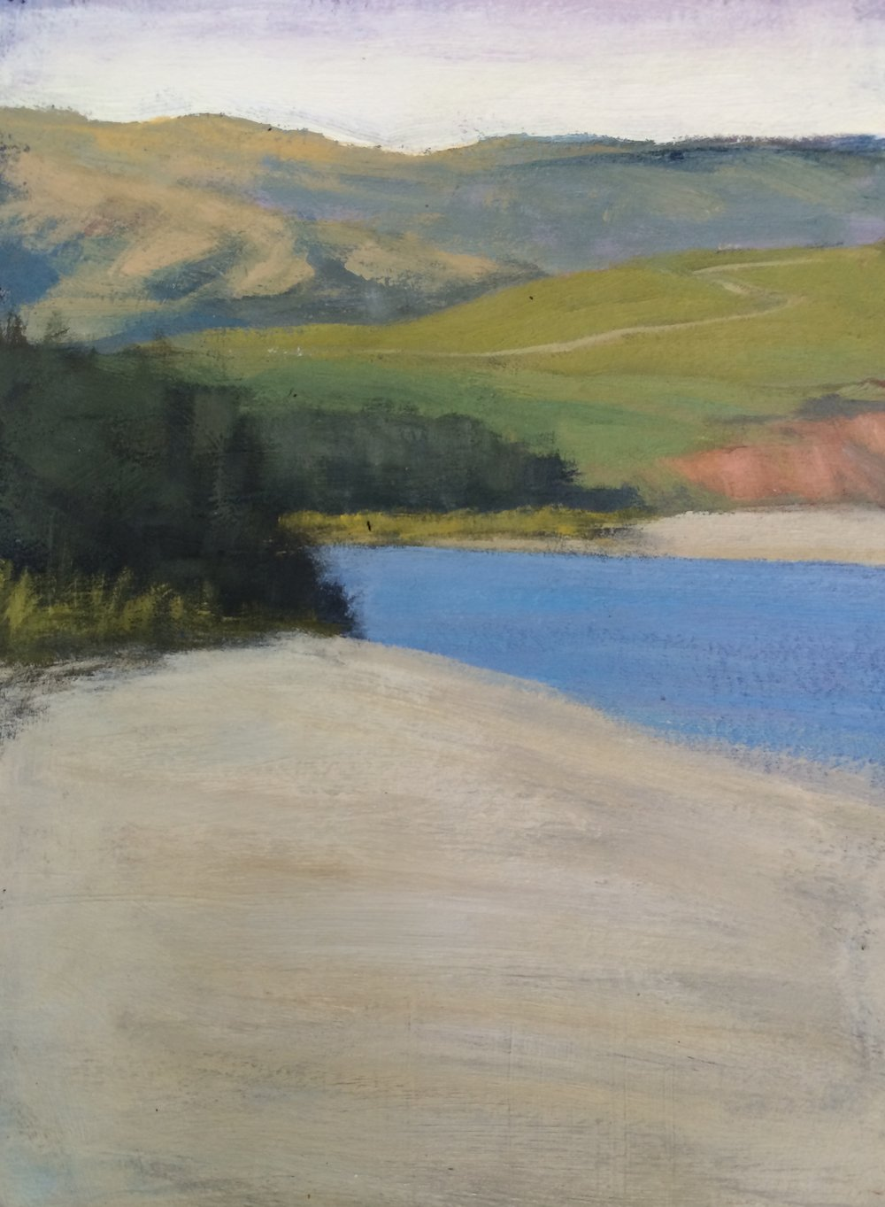 Big Sur Creek (sold)